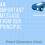 Update from principal