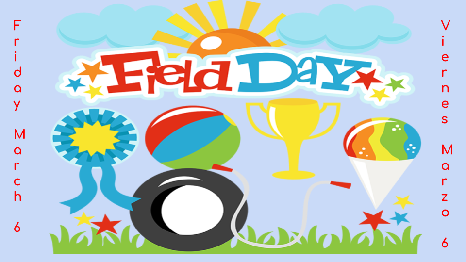 Field Day March 6