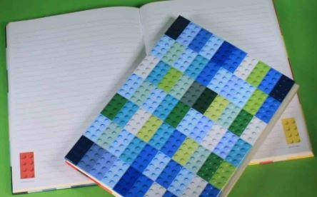 Lego Notebooks Image